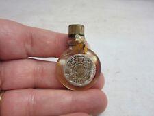 Vtg Rare Marcel Roches mini perfume bottle flask vial