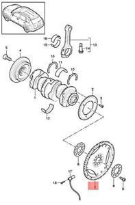 Genuine PORSCHE Cayenne 92A Dual-Mass Flywheel 95811401200