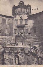PALESTRINA:  Palazzo Baronale  (Piazza della Cortina)   1922