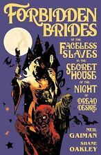 FORBIDDEN BRIDES OF THE FACELESS SLAVES IN THE SECRET HOUSE OF THE NIGHT OF DREA