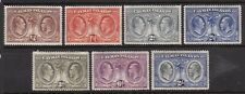 CAYMAN ISLANDS KGV 1932 CENTENARY OF ASSEMBLY SEVEN MINT STAMPS INCLUDING 2/-