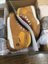 NEW Waterproof GT Timberland J. Crew Men GT Scramble Hiking Boots JCREW 8 Shoes