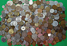 Bag of 8.1 lbs World Foreign Coins Pounds of Fun !!  bulk kg lot  WCE