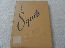 1959 Shelbyville High School Yearbook from Shelbyville IND.