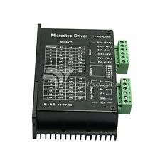 M542H 3A CNC Stepper Motor Driver Controller 2 Phase 128 Microstep f 42 57 Motor