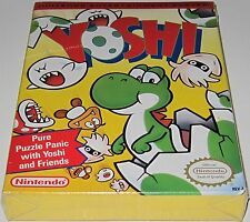 Yoshi (Nintendo NES ) ~Brand NEW~ RaRE!!!