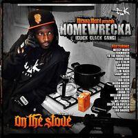 "Homewrecka ""ON THE STOVE"" Messy Marv presents Gangsta/Hardcore Rap CD"