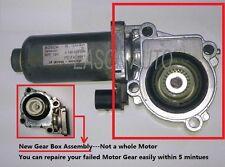 BMW  Mercedes-Benz x3 x5 Transfer Case Motor Actuator Gear Box 27107566296