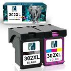 DRUCKER PATRONEN für HP 302XL OfficeJet 1110 3830 3831 3832 3833 3834 3835 4650 <br/> ✅0 Negativ Bewertu✅3 Jahre Garantie✅Große Kapazität