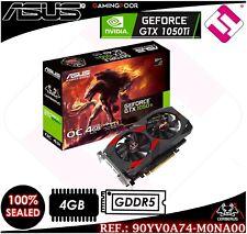 ASUS Cerberus GeForce GTX 1050 Ti OC Edition 4GB GDDR5 Scheda Grafica - (90YV0A74-M0NA00)