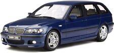 OTTO MOBILE 251 BMW 330i Touring M Pack resin model car blue 2005 Ltd Ed 1:18th