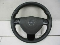 Volant Airbag Multifonction Cuir Opel Astra H Twintop 1.6 3058324,13251115