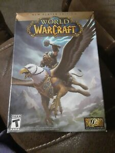 World of Warcraft: New Player Edition PC Blizzard Brand New SEALED