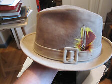 Vintage Dobbs 5th Ave NY Derby Hat  7 1/4 w Orig Box