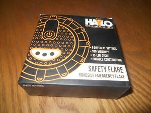 HAYLO  GUARDIAN SAFETY GEAR - SAFETY FLARE BRAND NEW IN BOX