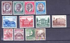 GERMANY DEUTSCHE POST ,BERLIN STAMPS, USED  year 1934, 1937