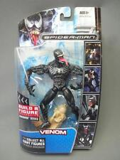 Marvel Legends Venom SpiderMan 3 Sandman Series BAF Hasbro 2007 Sealed