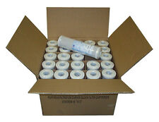 "Qty(25) Carbon 5 Micron 10"" x 2.5"" Water Filters Cartridges/Block/GAC/Coconut"