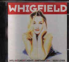 Whigfield-Cd album 13 tracks Italo Dance
