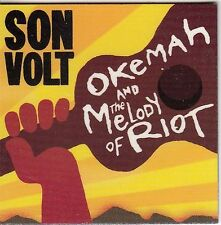Son Volt Okemah and the Melody Of Riot RARE promo magnet '05