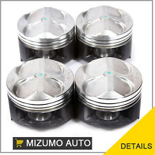 Fit 94-00 Honda Civic Si Del Sol V-TEC High Performance Pistons B16A2 B16A3