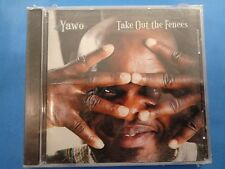 """Take Out the Fences * by Yawo (CD, Feb-2005, CAVEMAN RECORDS) """"Sealed"""""""
