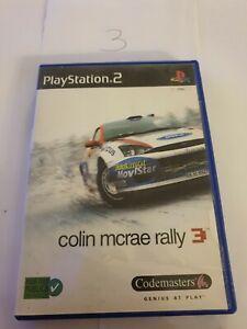 Colin McRae Rally 3 - Sony PlayStation 2/Ps2
