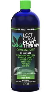 Lost Coast Plant Therapy Insecticide, Miticide, Fungicide Concentrate - 32oz