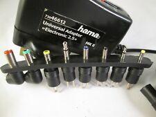 Hama Electronic 2.5 Universal Switching Power Supply Unit - 2500 mA/max. 13.3 W