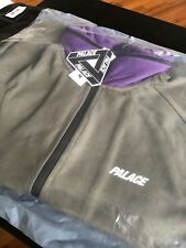 Palace Skateboard S-Layer Top Track Jacket - Olive Size SMALL *IN HAND*