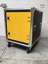 More details for 12u slide & slam shock mount rack case in hpl 600mm deep - ex demo #006