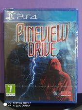 PINEVIEW DRIVE PS4 PAL ESPAÑA NUEVO