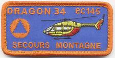 SECURITE CIVILE / DRAGON 34 EC 145 SECOURS MONTAGNE
