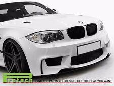 DP Style Carbon Fiber Front Bumper Lip Fits For BMW E82 E88 128i 135i M Sports