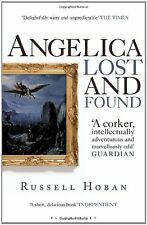 RUSSELL HOBAN __ ANGELICA LOST AND FOUND  ___ NEW ___FREEPOST UK