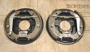 Lada Niva Rear Drum Brake Mechanism Assy KIT L+R 2121-3502011 + 2121-3502012
