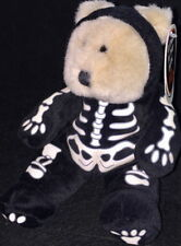 STARBUCKS 1999 HALLOWEEN Costume 7th BEARista BEAR Collection TEDDY BEAR Plush