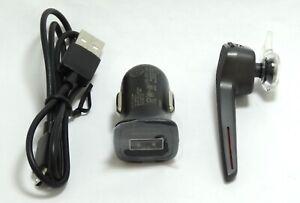 Plantronics - Voyager 3220 Bluetooth Headset - Diamond black