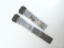 Vintage CASIO  stainless steel bracelet for repair