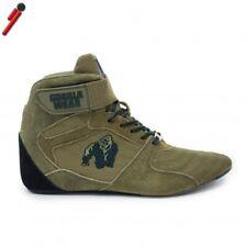 Gorilla Wear, Perry High Tops, Army Green - Scarpe sportive