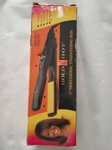 Belson Gold'N Hot 1 inch Straightening Iron