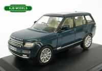 BNIB OO GAUGE OXFORD DIECAST 1:76 76RAN005 Range Rover Vogue Aintree Green Metal