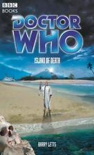 Doctor Who: Island of Death by Barry Letts (2005, Paperback)