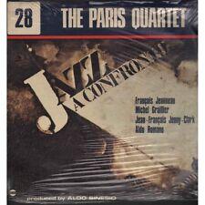 The Paris Quartet Lp Vinyl Jazz Comparison 28 / Horo Records Sealed