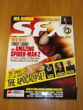 SFX #236 SUMMER 2013 US MAGAZINE AMAZING SPIDERMAN 2 COVER A