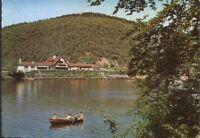 "Alte Postkarte - ""Gasthof Forelle"" - Eiswoog"