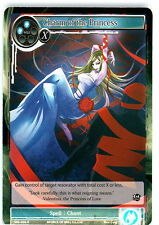 Charm of the Princess - SKL-036 - R - 1st Edition FoW M/NM Force of Will