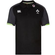 Abbiglimento sportivo da uomo neri marca Canterbury cotone