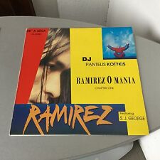 DJ Pantelis Kot?kis* Featuring S.J. George – Ramirez O Mania Chapter One