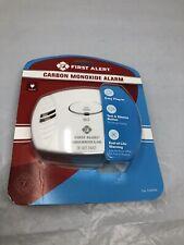 First Alert CO600 Plug-In Carbon Monoxide Alarm.  (FF)